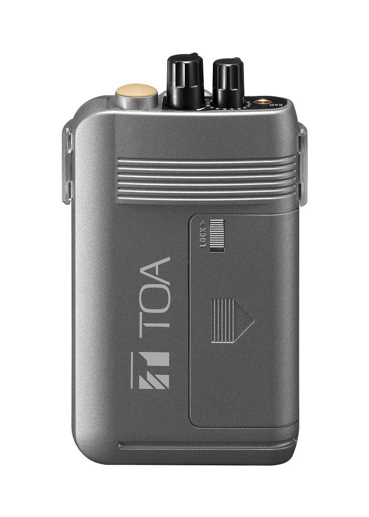 Bộ Thu Micro Không Dây TOA WT-5100 F01