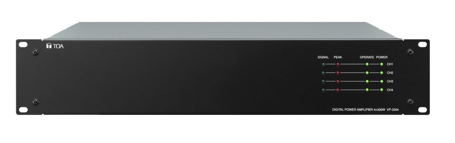 Amply công suất 4 kênh 300W TOA VP-3304