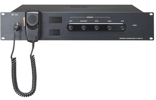 Bộ phát tin nhắn TOA FV-200EV-AS hệ thống âm thanh trong văn phòng làm việc