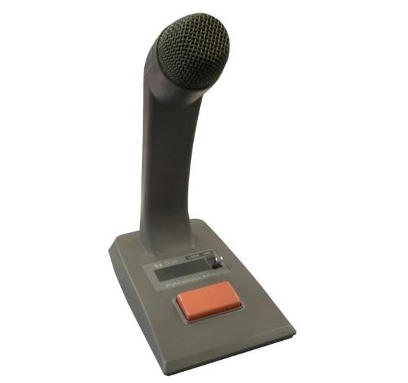 Micro thông báo đơn hướng TOA PM-660U hệ thống âm thanh trong văn phòng làm việc